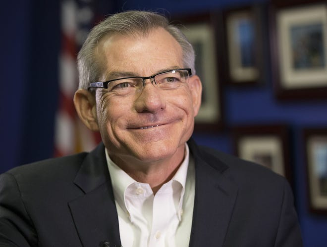 Rep. David Schweikert Won re-election in 2018. Served four terms in the U.S. House of Representatives.