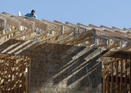 New Home Construction In Denver R M Housing Real Estate Construction Economy