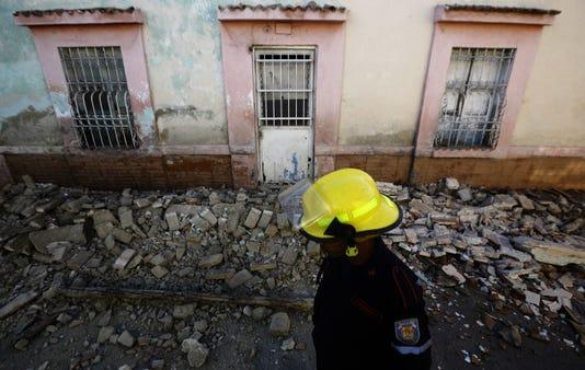 Venezuela Quake
