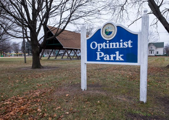 Through a grant, the city will be installing multi-use courts at Optimist Park in Port Huron.