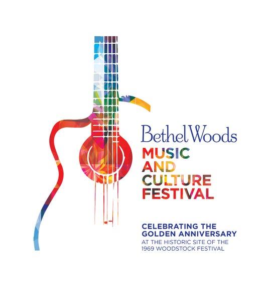 Bethelwoods Musicculturefest Logo