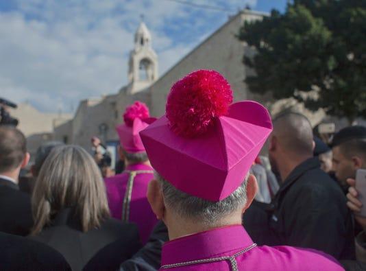 Archbishop Pierbattista Pizzaballa