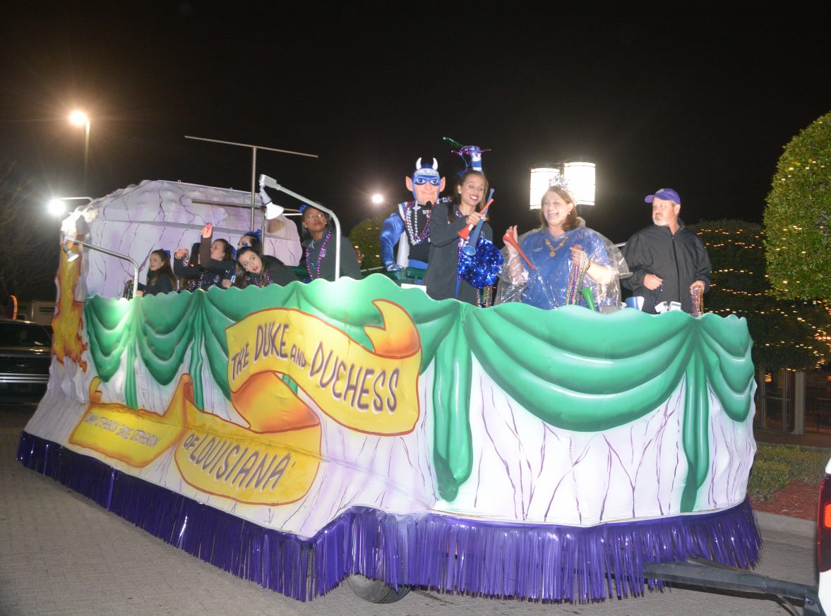 2018 Walk-On's Independence Bowl Parade