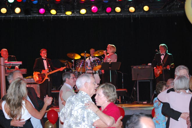 Pure Platinum will perform New Year's Eve at the Monticello Opera House.