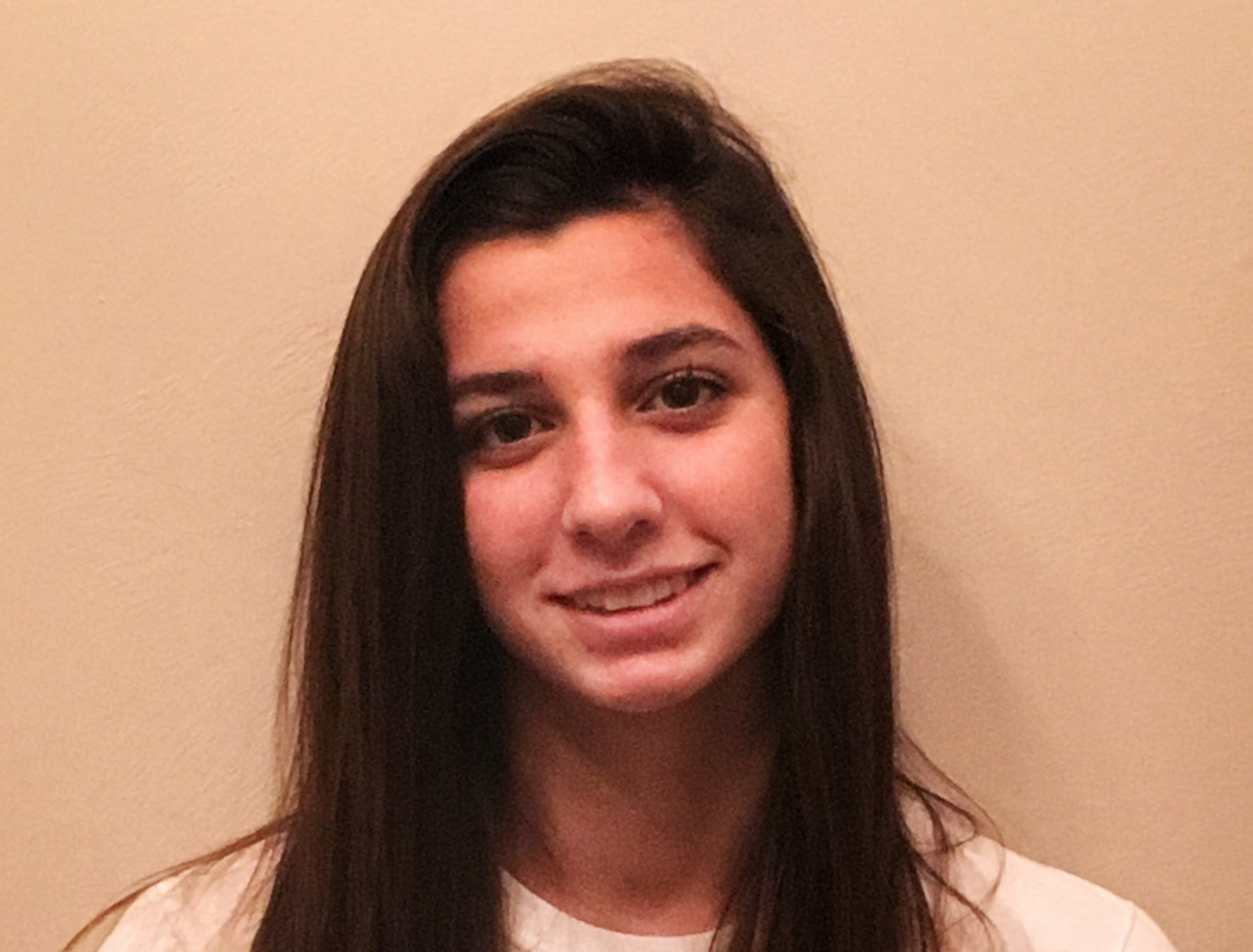 Maclay sophomore Arianna Chambasian was named to the 2018 All-Big Bend girls swimming and diving first team.