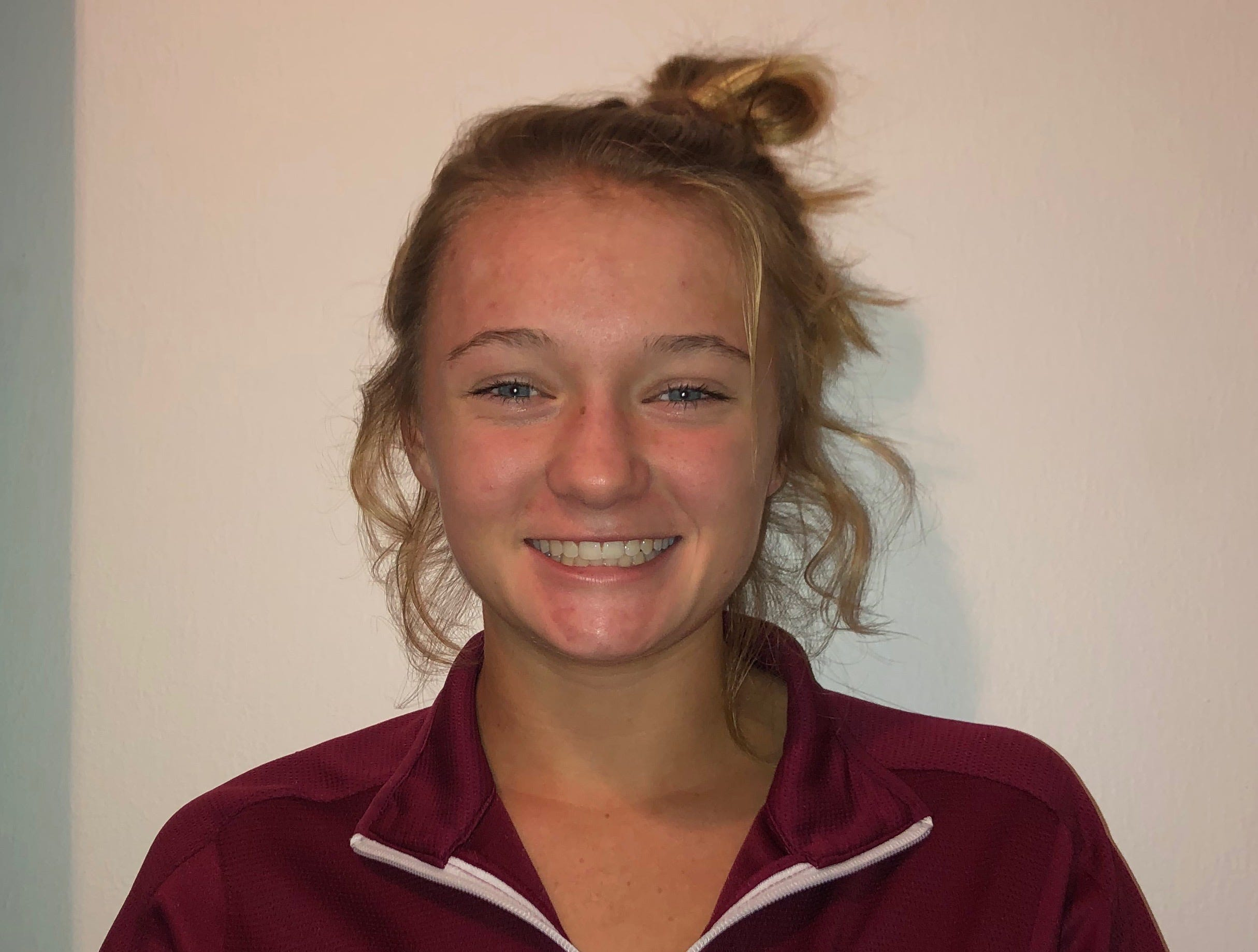 Leon junior diver Molly Dixon was named to the 2018 All-Big Bend girls swimming and diving first team.