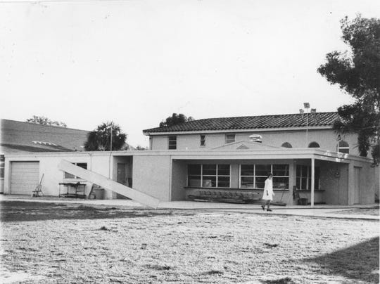 February 8, 1972 - A new parish hall was completed at St. Helen Catholic Church. The building was originally constructed to be a teacher's lounge according to school principal Sister June Mary. The parish hall was slated to be used as a food booth during the annual Harvest Festival.
