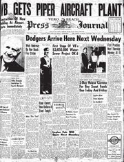 February 14, 1957Front page