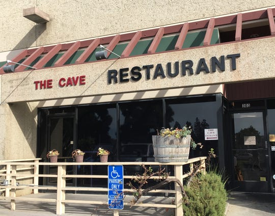 The Cave is located inside the Ventura Wine Co. at 4435 McGrath St.