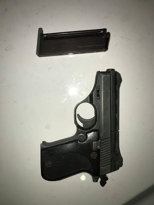 Oxnard juvenile handgun