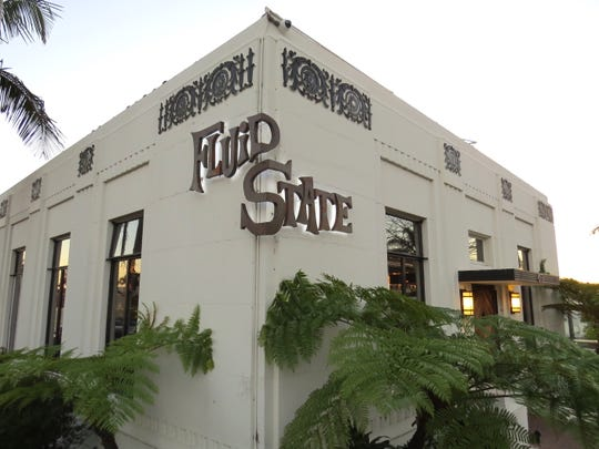 "Fluid State Beer Garden is at 692 E. Main St. in downtown Ventura. ""The common theme is fermentation — beer, wine, spirits, pickles and sourdough, with house-made charcuterie,"" says chef and co-owner Aaron Duncan. Alex Montoya will join the restaurant as executive chef on New Year's Day."