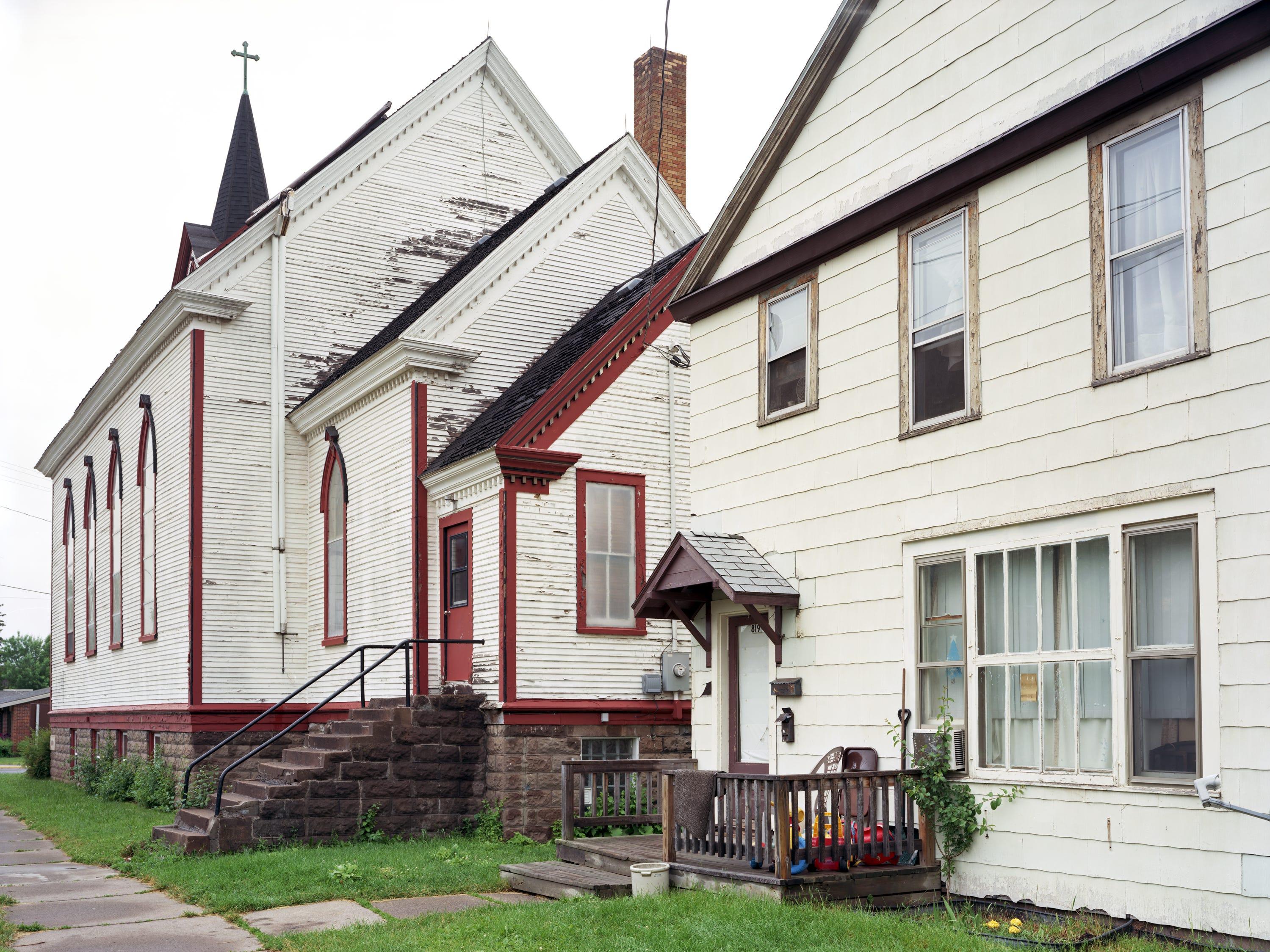 Third Street, Ashland. July 2013