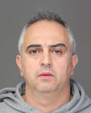Ivan Vrabec, a 48-year-old New Rochelle resident, has been charged with identity theft and possession of stolen property.