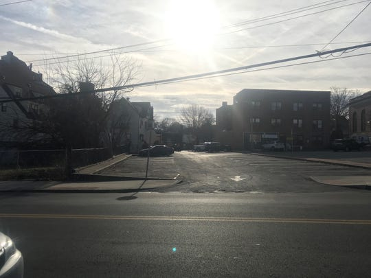 A New York City-based developer wants to buy this municipal parking lot along Irving Avenue and turn it into a residential development