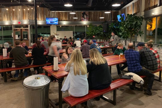 Wichita Falls Brewing Co. hosts Live Trivia from 7 to 10 p.m. every Wednesday. Please contact 264-4677 for more information.