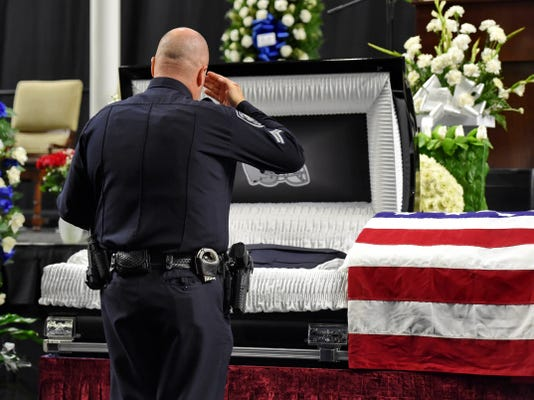 Ap Police Officers Deaths A File Usa Sc