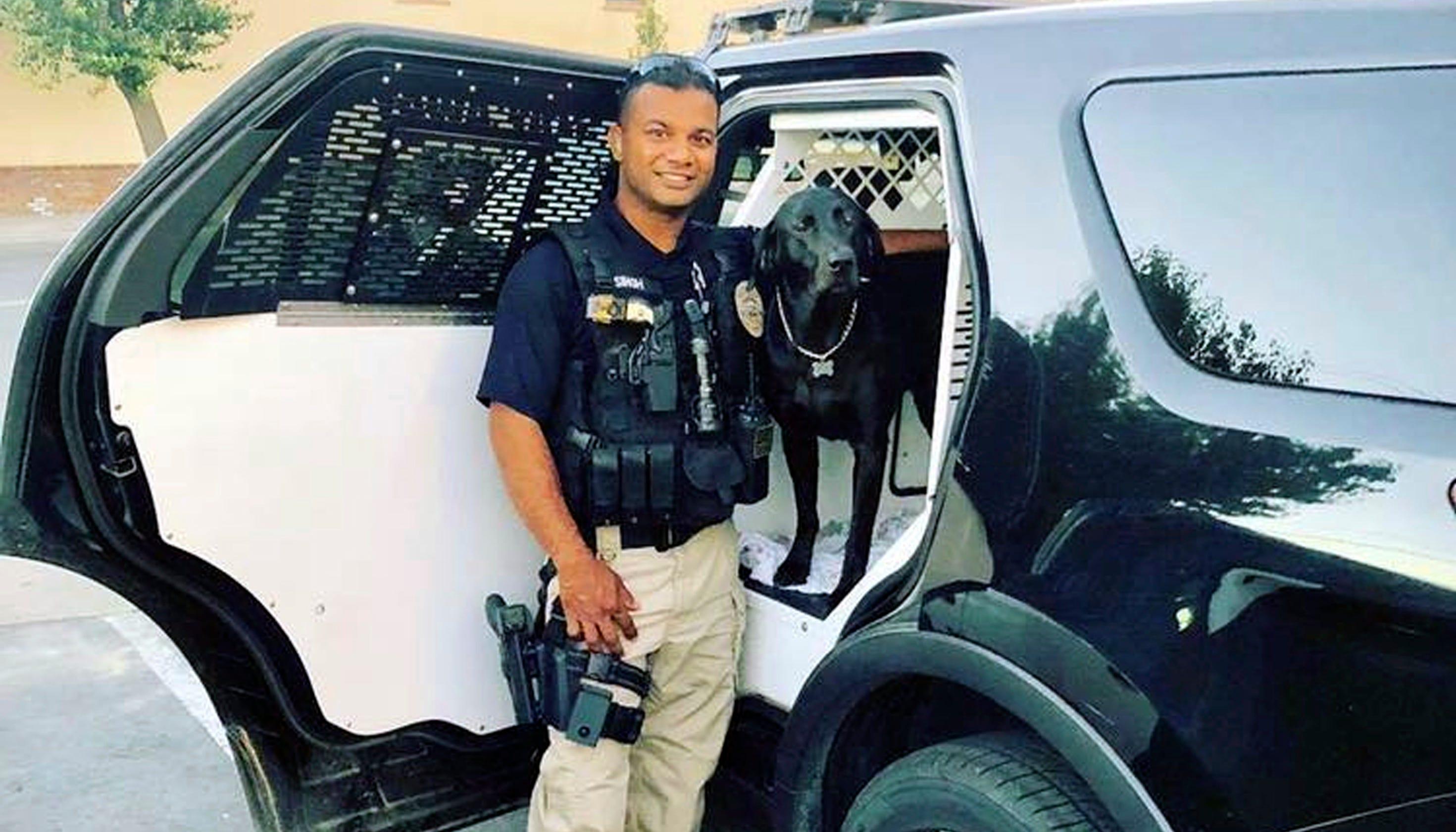 California 39 cop killer 39 is captured taken into custody - Police officer in california ...