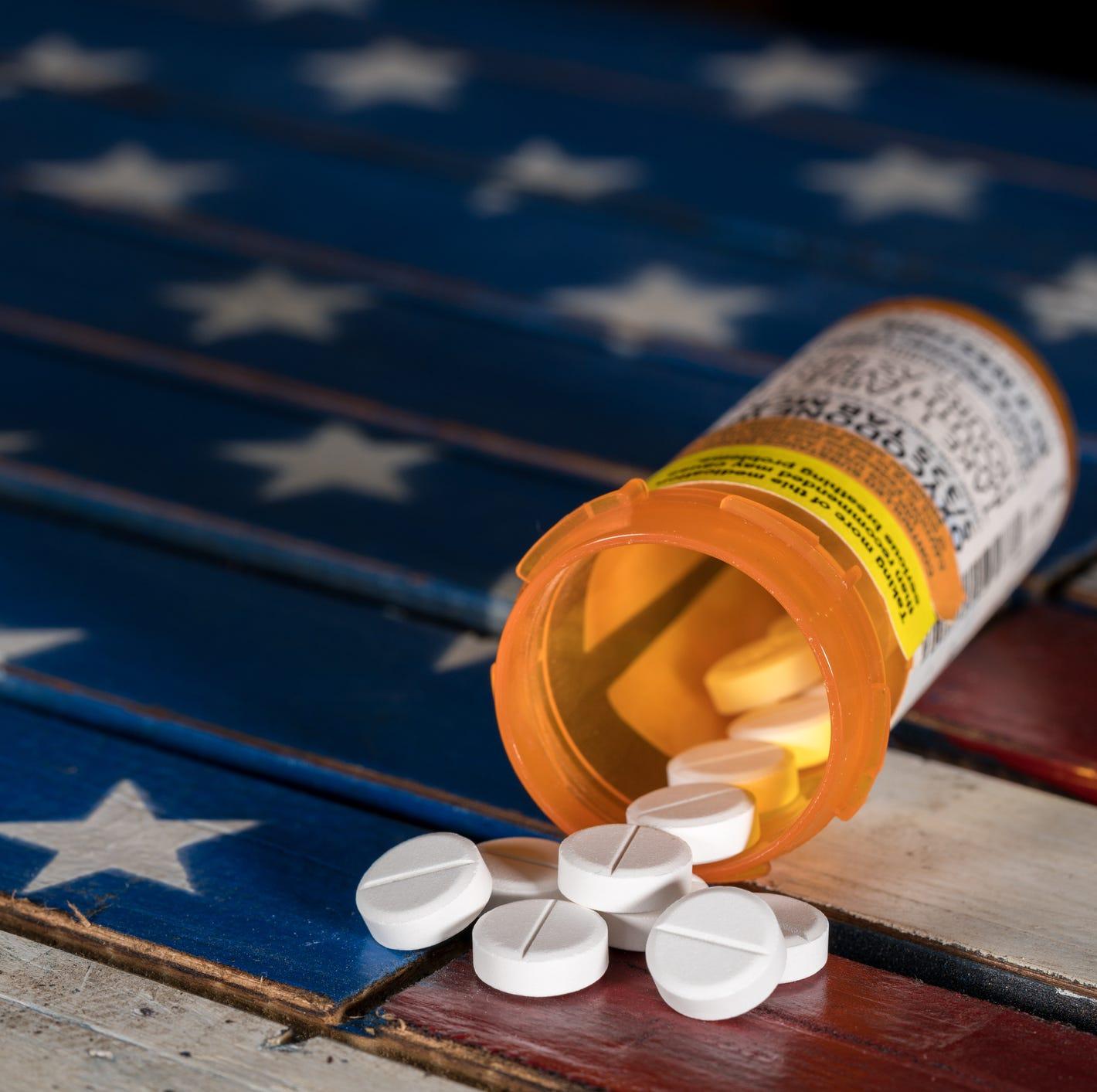 Accomack files $40 million lawsuit against opioid companies