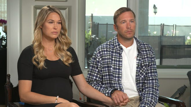 Morgan and Bode Miller's 19-month-old daughter died in an accidental drowning.