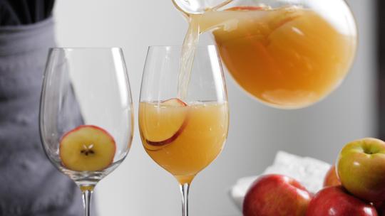 Caramel Apple Sparkling Cider