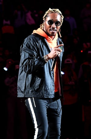Rapper Future welcomes his fifth child.