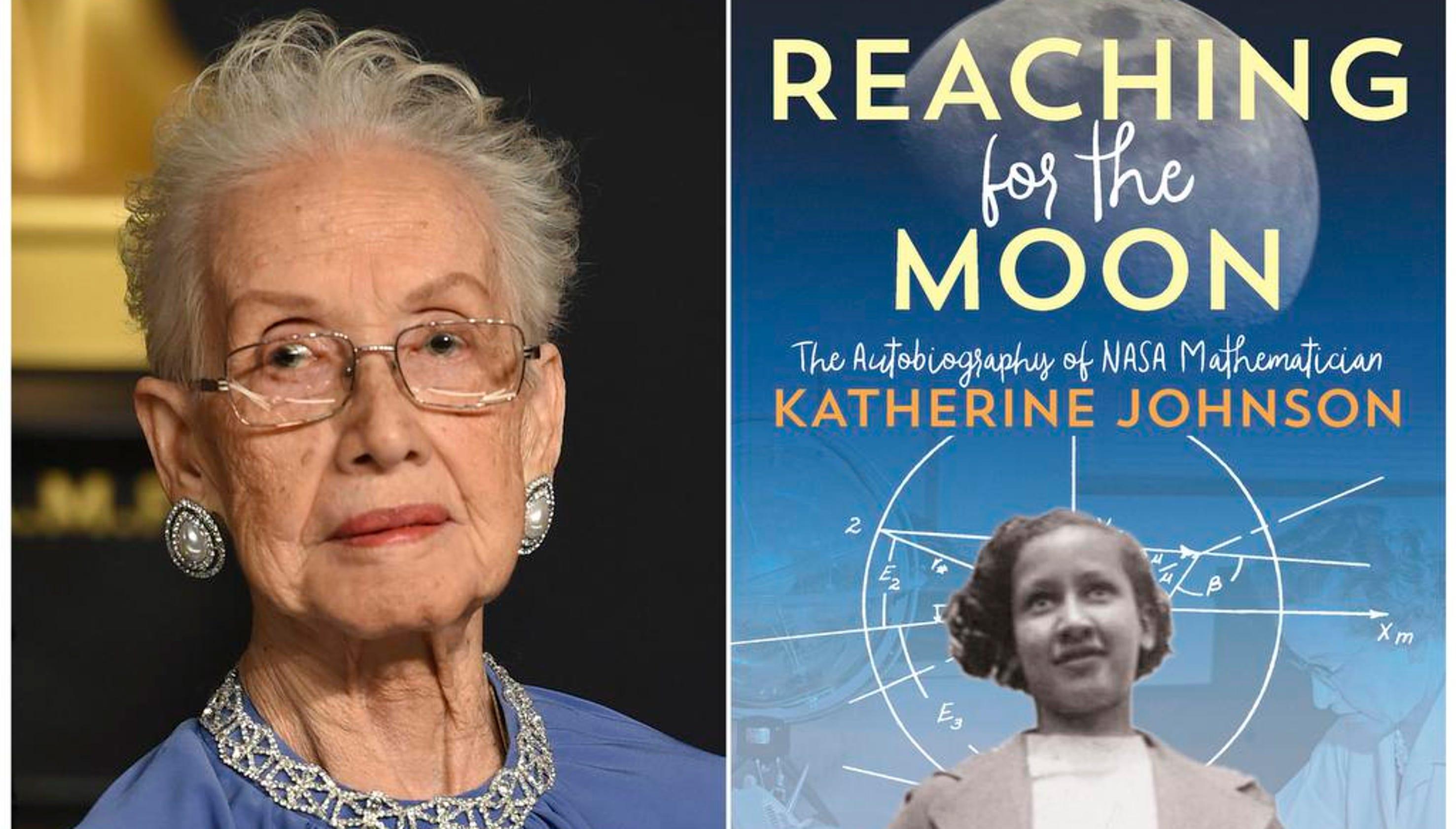 Hidden Figure no more: NASA honors pioneering math genius Katherine Johnson - USA TODAY