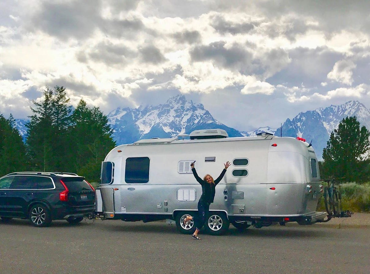 Kelly Richie of Denver, CO took this picture at Grant Teton National Park near Jackson, Wyoming.