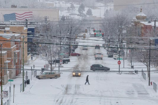 Ap Wintry Weather A Wea Usa Sd