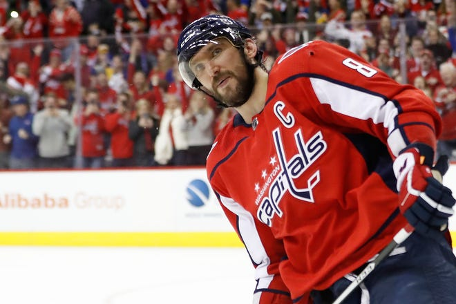 Washington Capitals left wing Alex Ovechkin is skipping this year's All-Star Game.