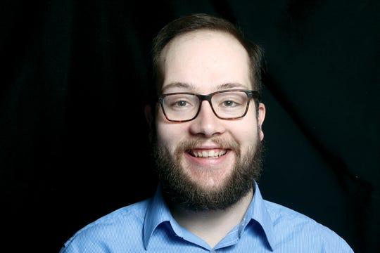Kitsap Sun, reporter Christian Vosler.