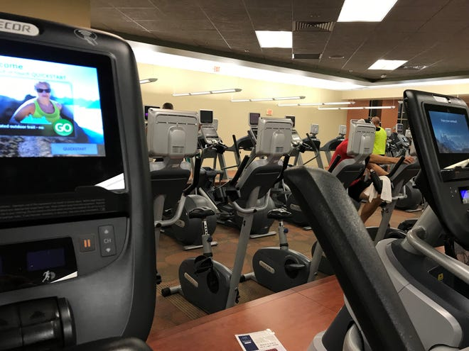 Area gyms and fitness clubs are preparing for the annual membership growth spurt that comes with the New Year.
