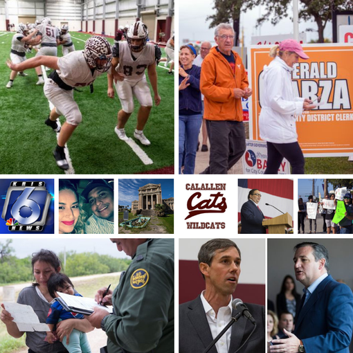 2018's top stories for the Coastal Bend, South Texas