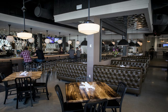 Sacred Beast on 15th and Vine in Over-the-Rhine opened Thursday, April 12, 2018.
