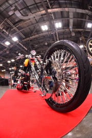 See sweet custom motorcycles and a whole lot more this weekend as the Easyriders Bike Show rolls into Duke Energy Convention Center.