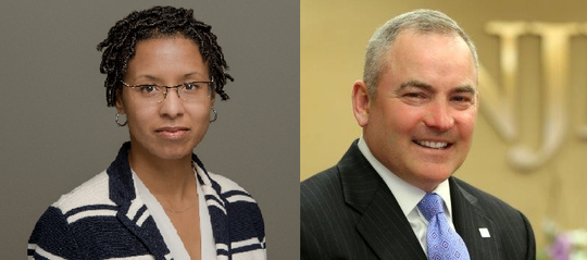 """Nicole Bronzan and Bernard """"Bernie"""" Flynn have been appointed to the Princeton Area Community Foundation Board of Trustees"""