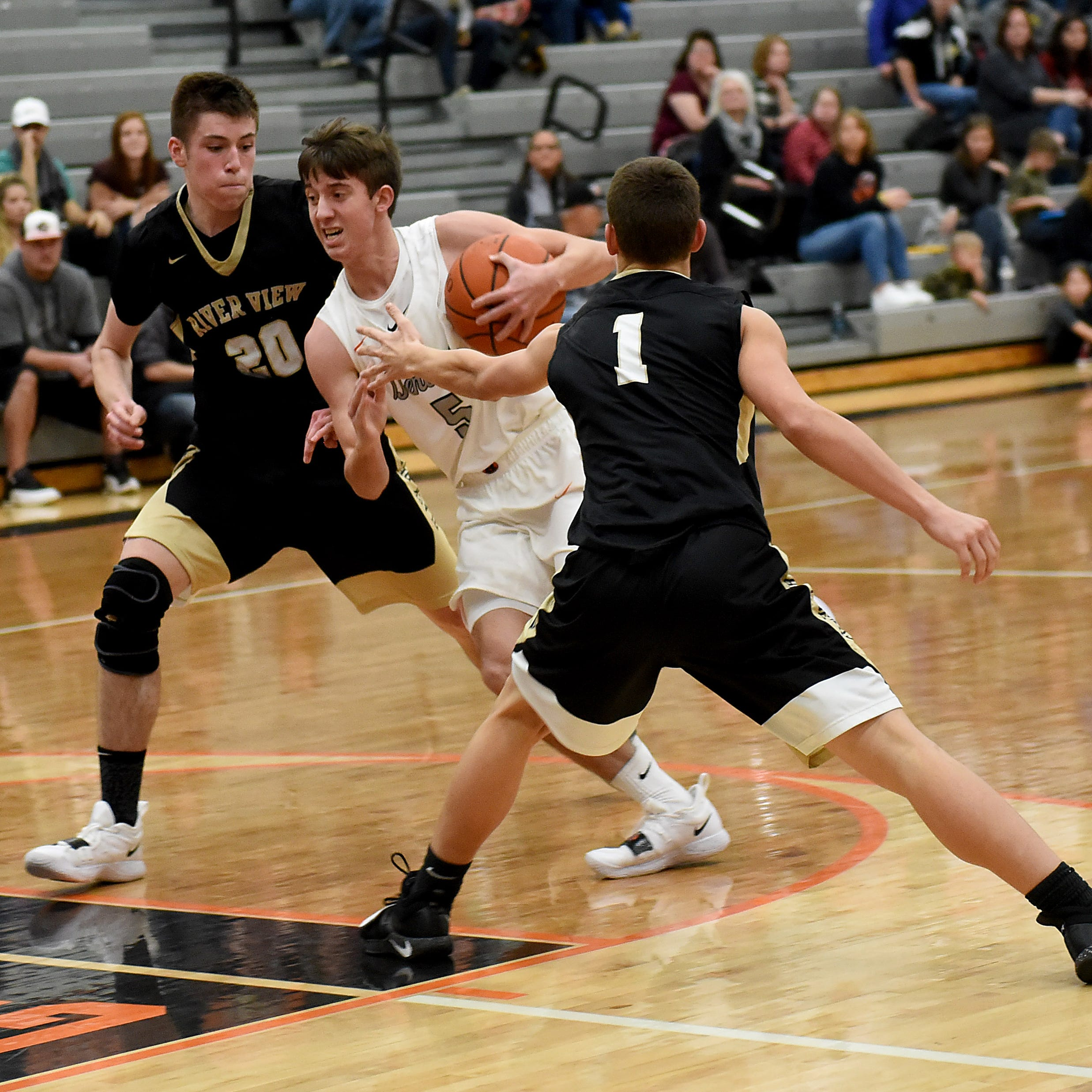 Tourney draws: Ridgewood, Coshocton earn top 10 seeds