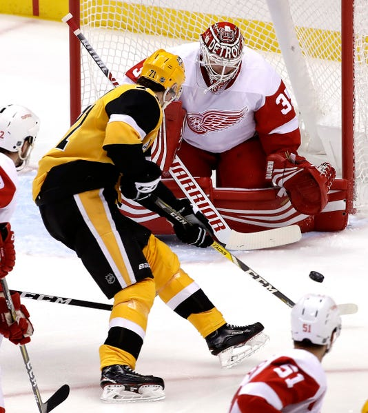 Evgeni Malkin Jimmy Howard