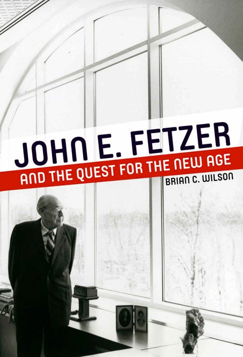 John E Fetzer