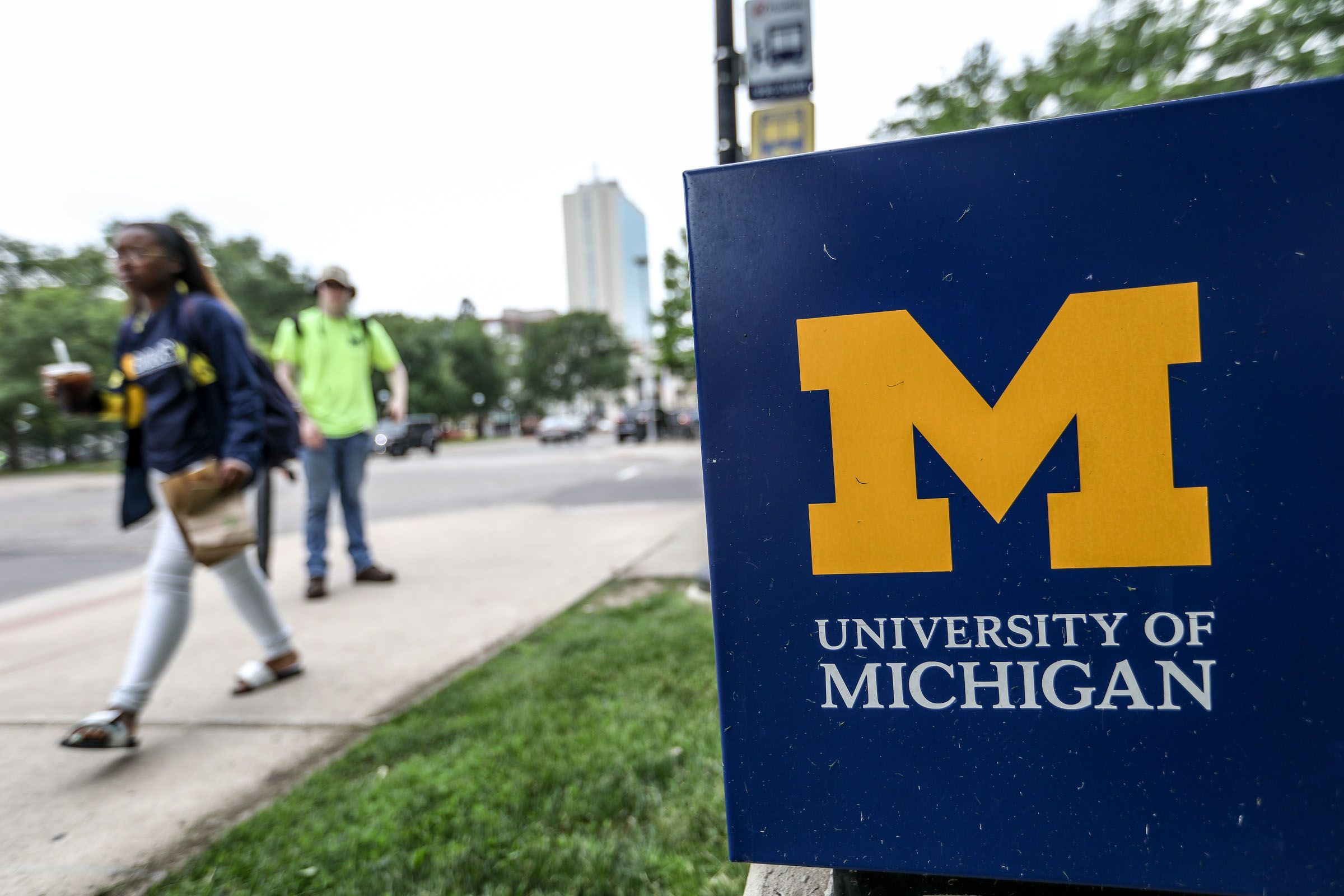 University of Michigan to host presidential debate in 2020