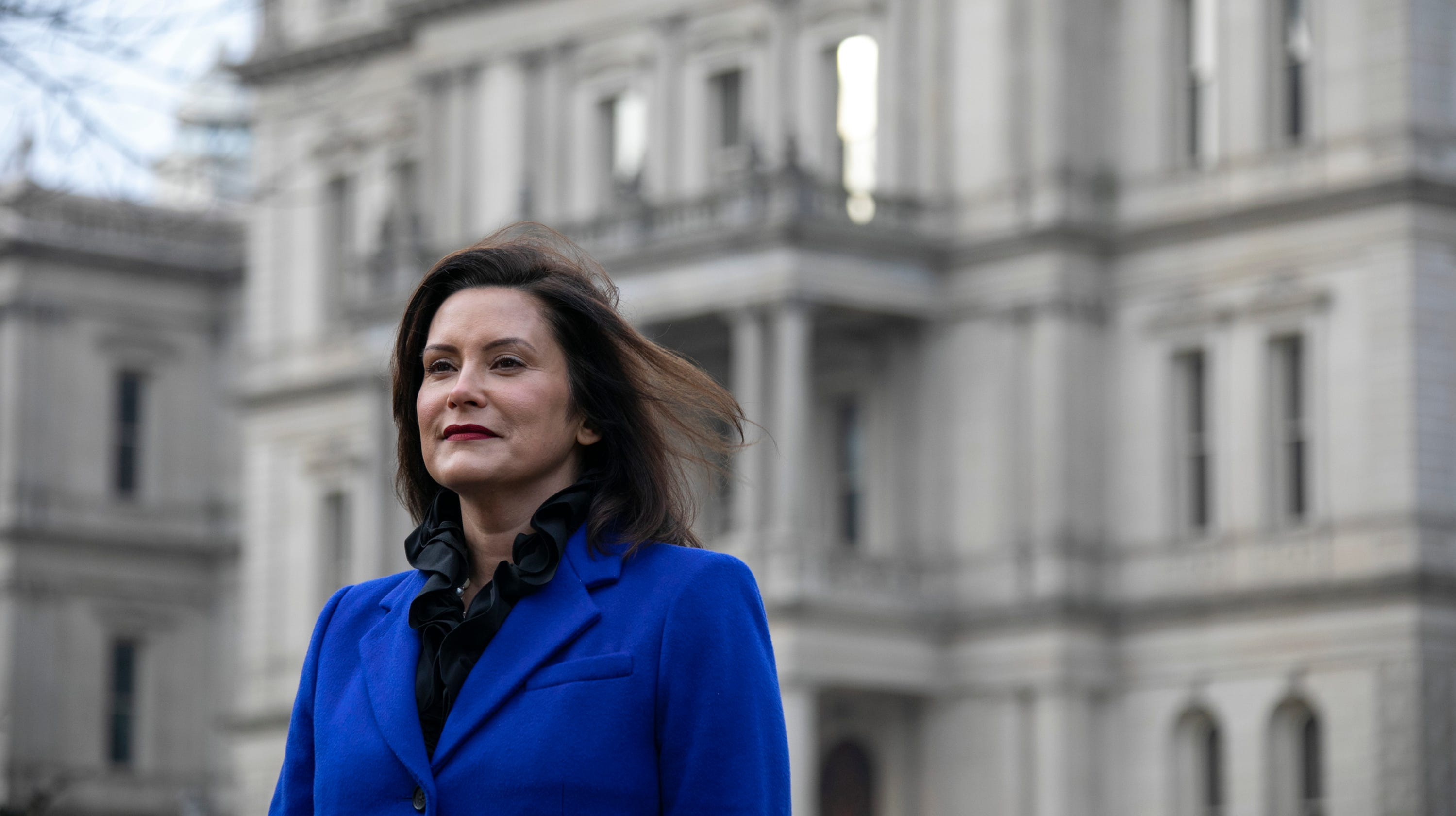 Whitmer to GOP: Negotiate budget without limiting powers