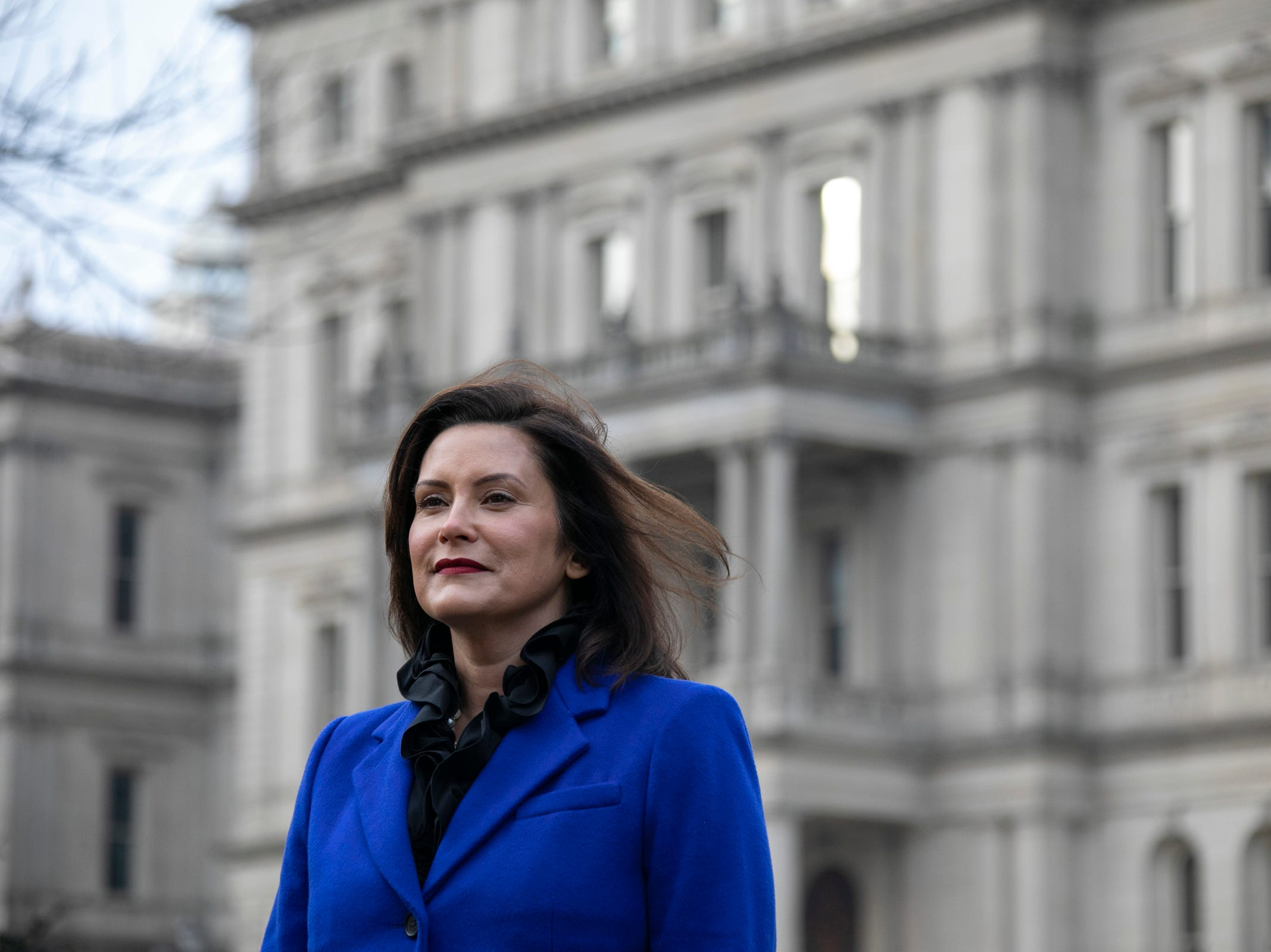 Whitmer delays of State of the State address to avoid conflict with Trump