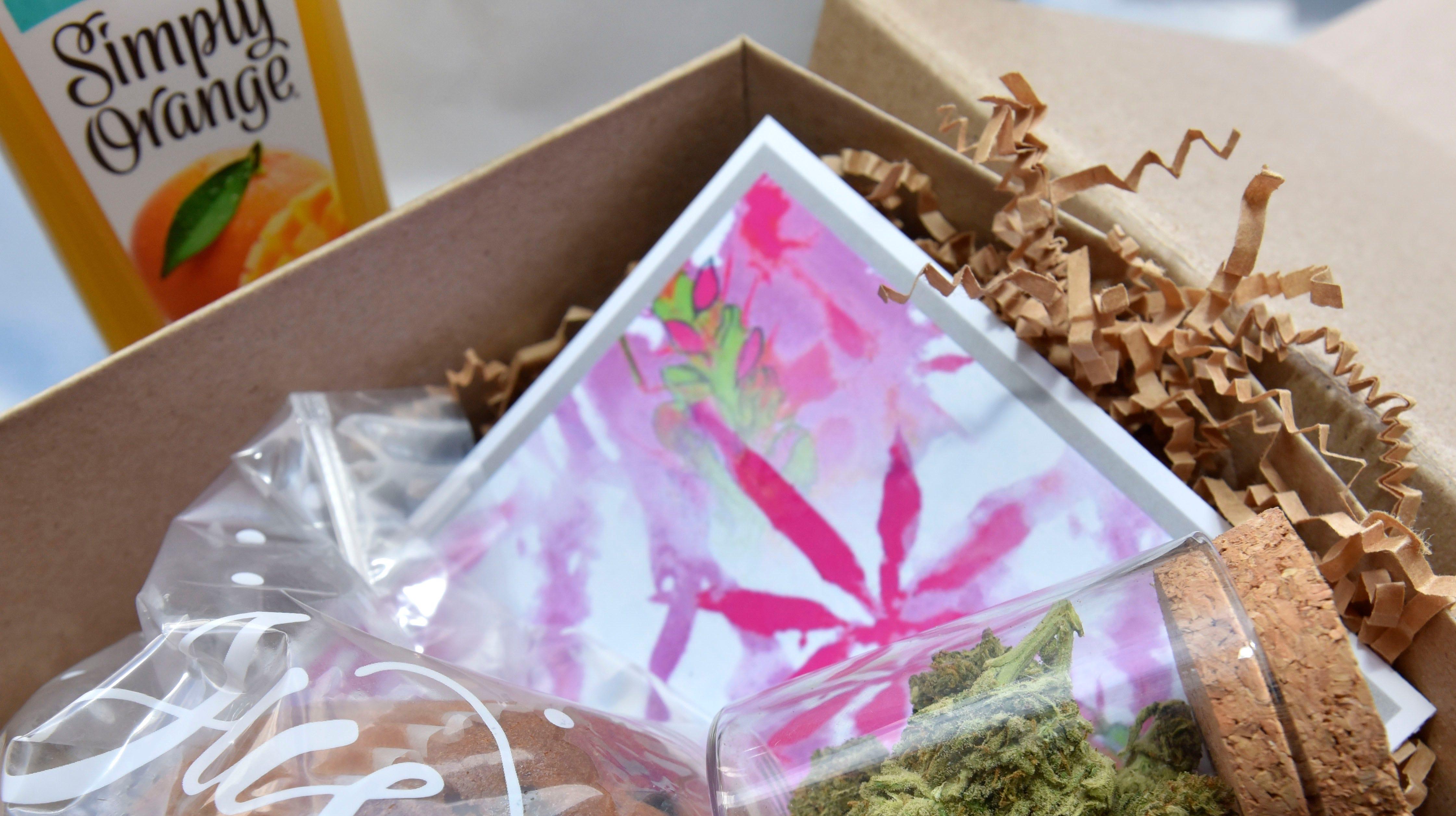 Gift Of Pot Marijuana Businesses Work In Michigan Law S Gray Area