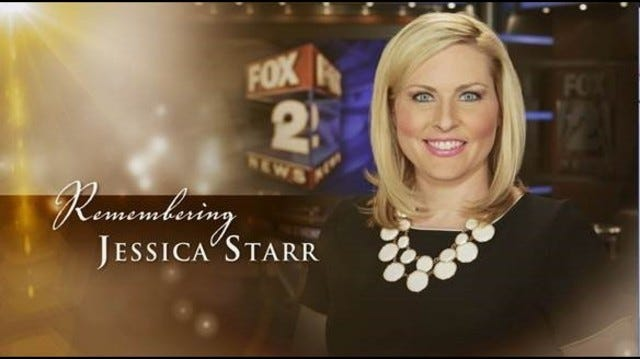 Jessica Starr's family is planning a memorial service for her in Novi on Dec. 29.
