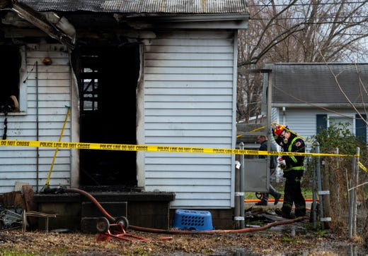 Tell City Indiana >> Tell City Fire Led To 3 Children Dead Indiana Officials Say