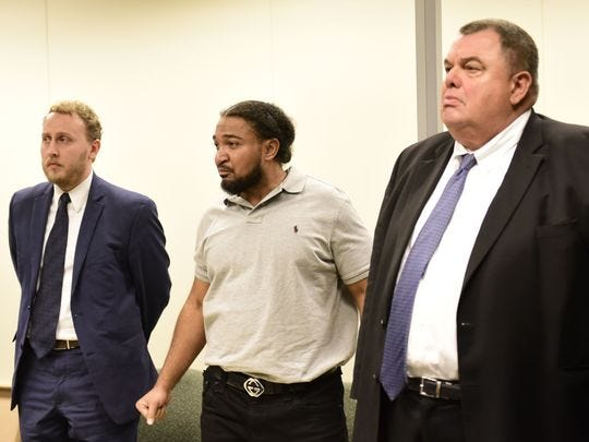 Travis Bulger of Fremont, middle, was sentenced to 11 years in prison in December 2016 at Sandusky County Common Pleas Court for his role in trafficking cocaine and heroin throughout Sandusky County. The Sandusky County Drug Task Force arrested Bulger in September 2016 as part of the county's largest drug bust since 2012.