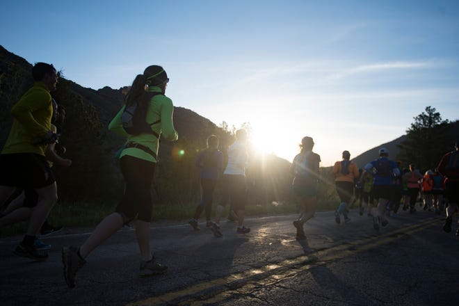 The Colorado Marathon is Sunday, with a 6:30 a.m. start.