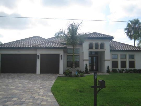 This home at 4813 SW 23rd Ave., Cape Coral, recently sold for $808,599.