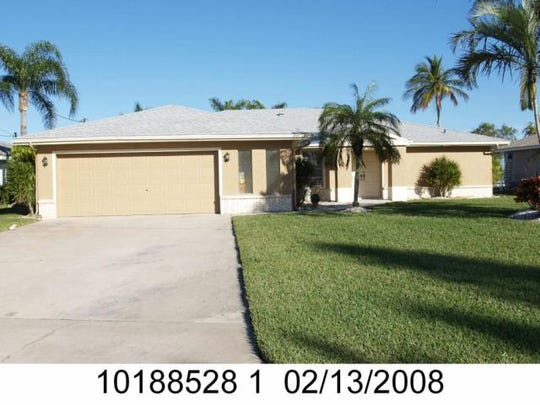 This home at 3627 SE 21st Place, Cape Coral, recently sold for $542,000.