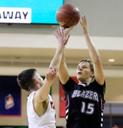 Northeastern Wisconsin Lutheran guard Samuel Meerstein finished his career as the Green Bay metro's all-time leading scorer.