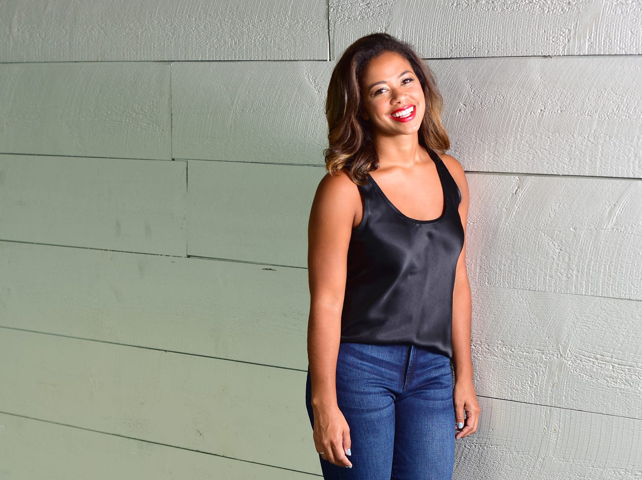 Natasha Bevans was name one of TALK  Greenville's 10 Most Fashionable.